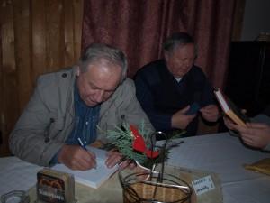 Stanislav Motl a Honza Dobiáš