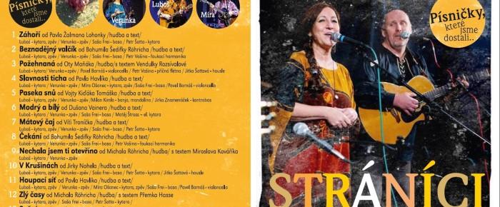 CD Stráníci – Písničky, které jsme dostali – na prodej!