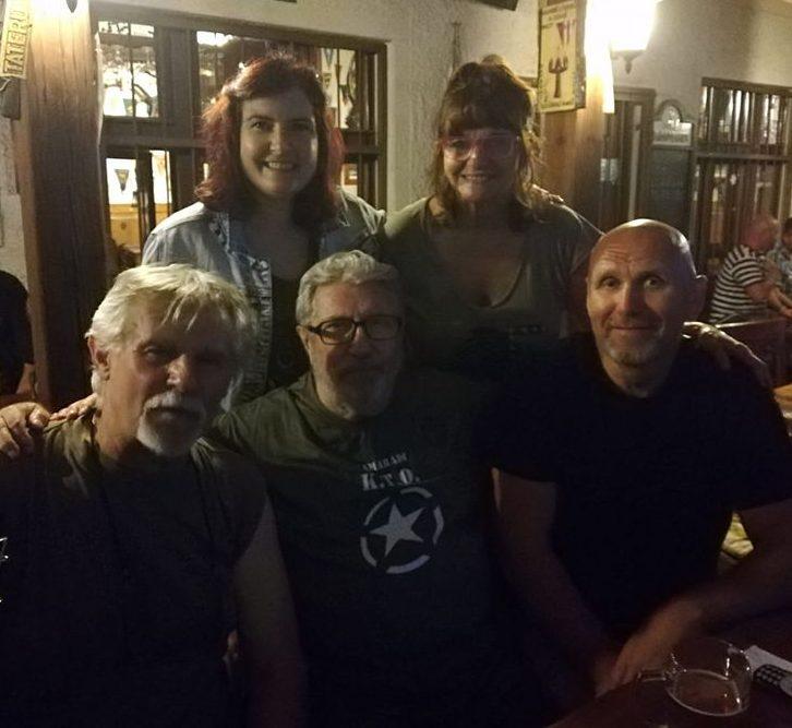 STRANĎA a hosté * folk  z Krušných hor